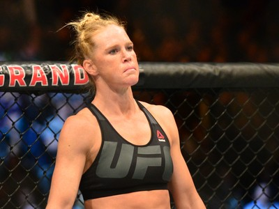 Holly Holm; UFC 196 (Foto: Jason Silva)
