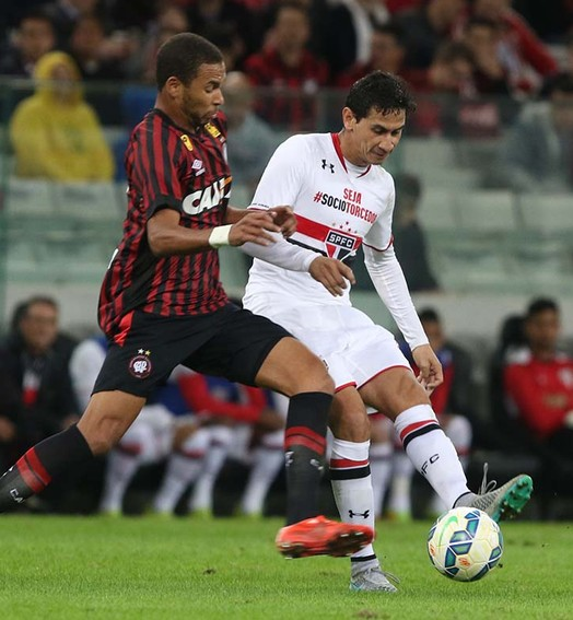 gangorra (Rubens Chiri/Site oficial do São Paulo FC)