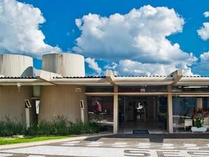 SESC oferece cursos na sede central (Foto: Divulgação/SESC)