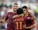 Udinese resiste, mas Roma faz quatro no 2º tempo e estreia com goleada
