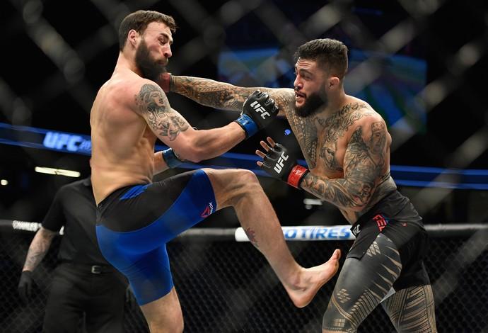 Tyson Pedro Paul Craig UFC 209 (Foto: Getty Images)