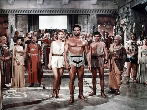 'Hércules e a Rainha da Lídia' (1959) (Foto: Divulgação)