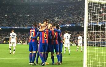Recorde de passes e reservas em alta: Barça fecha fase de grupos fortalecido