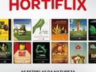 Hortifruti cria 'paródia natureba' dos filmes do Netflix