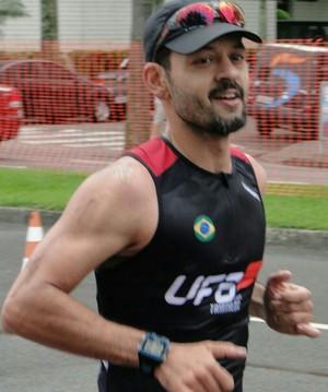 Para Rodrigo Rolim, prova é considerada a mais importante do ano  (Foto: Rodrigo Rolim / Arquivo pessoal)