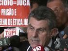 Políticos repercutem decisão de Jucá de se licenciar do cargo de ministro