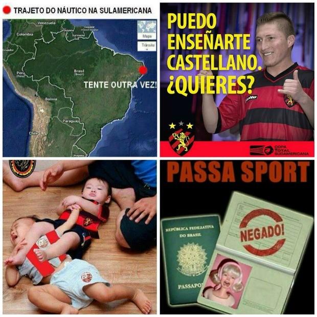 sport provocação (Foto: Divulgação)
