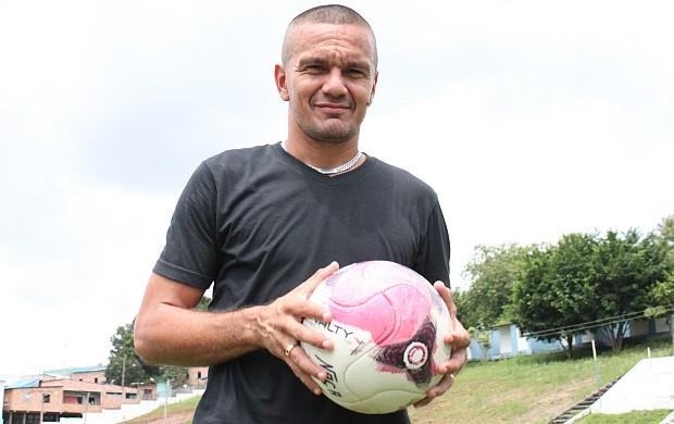 Robson Garanha (Foto: Anderson Silva/GLOBOESPORTE.COM)