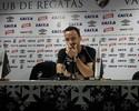 """Nenê crê em virada no """"jogo do ano"""" para o Vasco: """"Impossível não é"""""""
