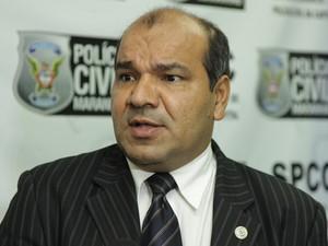 Secretário Sebastião Uchôa reconhece fragilidade da segurança em  Pedrinhas (Foto: Biné Morais/O Estado)