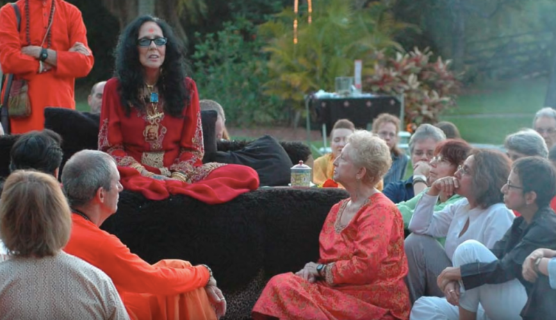 Ma Jaya Sati Bhagavati (Foto: Reprodução/ YouTube)