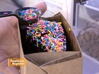 Empresária vende 2 mil bolos por semana com self service em shopping