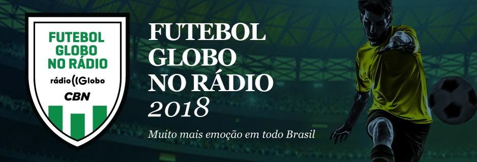Futebol Globo no Rádio 2018 (SGR)