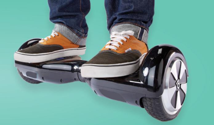Hoverboard já pode ser comprado no Brasil (Foto: Divulgação/SmartBalance)