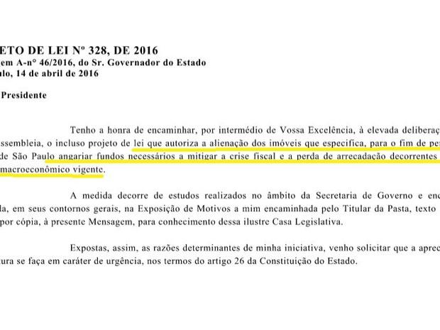 Projeto de Lei que pede venda de fazenda experimental de Piracicaba tramita na Alesp  (Foto: Reprodução)