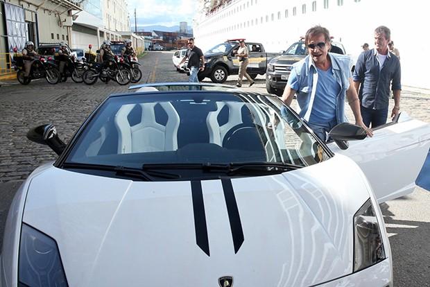Roberto Carlos (Foto: Manuela Scarpa/Brazil News)