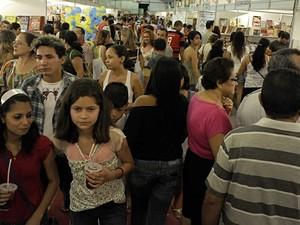 6º Salão do Livro do Baixo Amazonas será realizado de 1º a 10 de novembro (Foto: Elza Lima/Agência Pará)