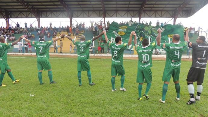 Internautas apostam que o Gurupi será o campeão Tocantinense (Foto: Divulgação)