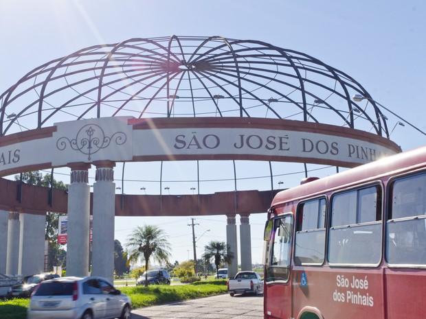 Linhas metropolitanas de São José dos Pinhais não passarão mais por alterações (Foto: Roberto Dziura Jr./Colaboração)