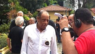 Carlos Alberto Torres Botafogo Eleições em General Severiano (Foto: Fred Gomes)