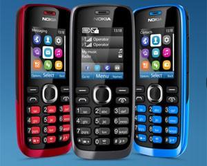 Novos modelos baratos da Nokia têm acesso à internet e mais de 40 jogos (Foto: Divulgação)