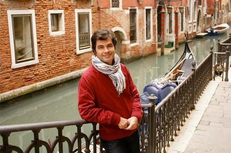 Marcelo Faustini (Foto: Arquivo pessoal)