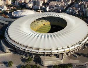 Maracanã projeto cobertura Copa 2014 (Foto: Divulgação)