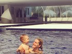 Veja mais fotos da casa gigante de Ana Hickmann que surpreendeu a web