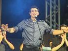 Padre Reginaldo Manzotti participa da Noite Católica na 45ª Expoagro GV