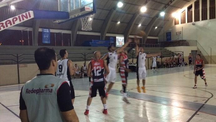 campinense x botafogo-pb, basquete (Foto: Divulgação)