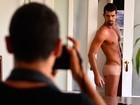 'Gosto de ser cafajeste', diz o Borat de 'Amor e sexo' no Paparazzo