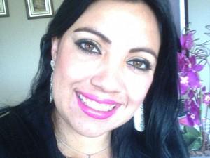Jordana Almeida da Costa perdeu a prova do Enem por causa do trânsito (Foto: Arquivo Pessoal)