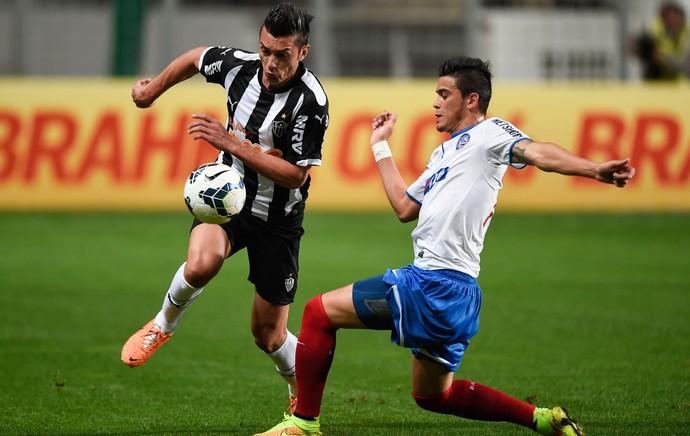Datolo Atlético-MG e Bahia (Foto: Agência Getty Images)