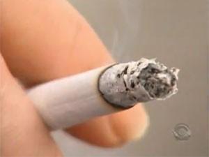 Cigarro (Foto: Reprodução/RBS TV)