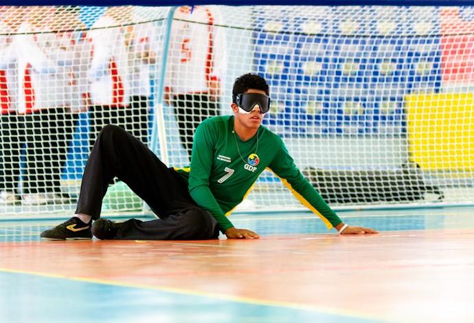 Resultado de imagem para Goalball – Leomon Moreno