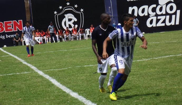 Remo x Comercial-PI, Copa Norte Sub-20 (Foto: Gil Galvão/Comercial A.C.)