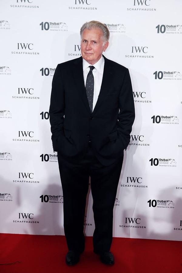 O ator Martin Sheen (Foto: Getty Images)
