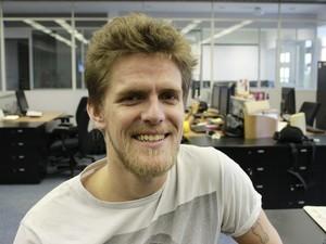William Mayer é o diretor do Mistura com Rodaika  (Foto: Foto: Divulgação/RBS TV)