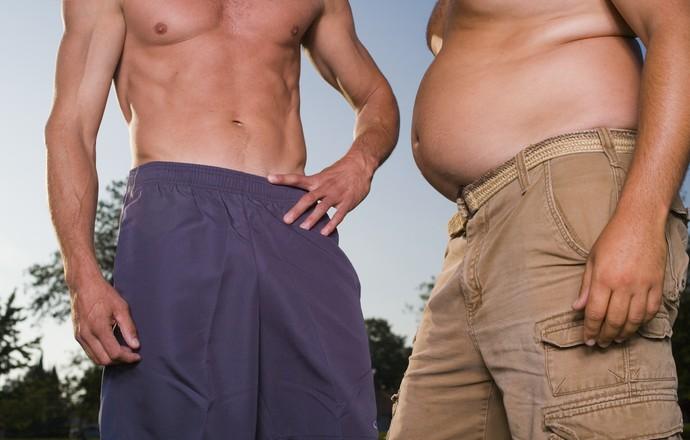 Barriga gordura euatleta (Foto: Getty Images)