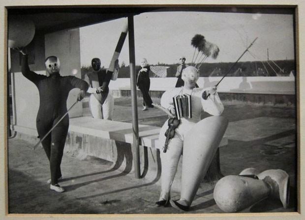 Halloween: inspire-se nas fantasias criadas por alunos da Bauhaus (Foto: Divulgação)