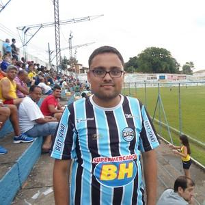 Alisson Loureiro (Foto: Cida Santana/Globoesporte.com)