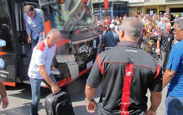 Jogadores Flamengo Madureira (Foto: Janir Junior)