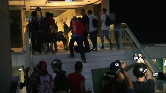 Fiesp diz ter sido alvo de 'ataque criminoso e violento' durante ato na Av. Paulista