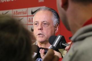 Fernando Carvalho vice de futebol Inter (Foto: Eduardo Deconto / GloboEsporte.com)