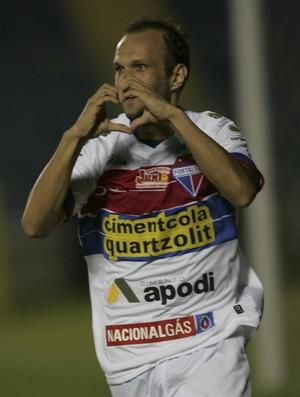 Danilo Rios, Fortaleza, tiradentes (Foto: Bruno Gomes/Agência Diário)