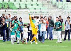 Arena Palmeiras - Evento Teste Marcos (Foto: Marcos Ribolli)