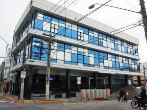 Fachada do prédio que vai abrigar o Centro Cultural de Mogi das Cruzes (Foto: Guilherme Berti/Prefeitura de Mogi das Cruzes)