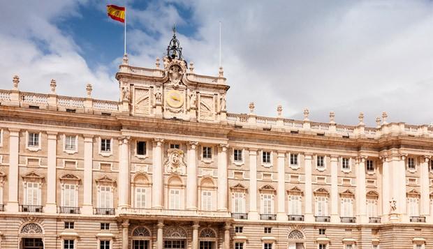 Palcio Real de Madri (Foto: Divulgao)