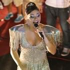 Cantora Maysa Reis faz show especial (Fernnando Correia/G1)