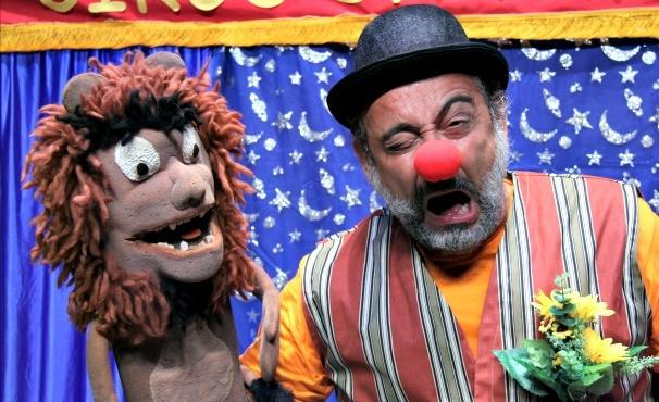 Circo Marcelo Dusi (Foto: Divulgação)